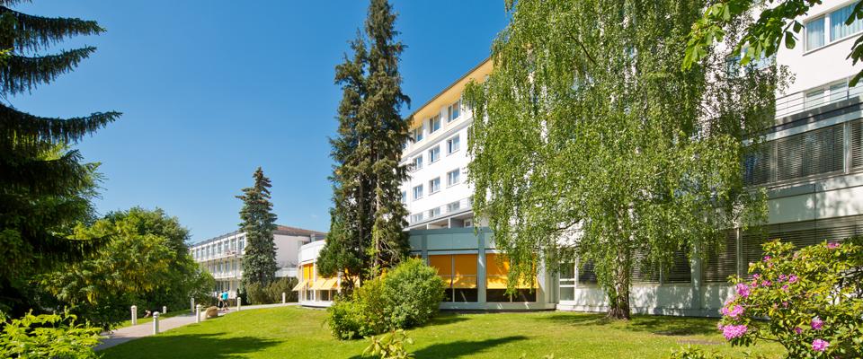 Bad Wildungen-Reinhardshausen - Klinik Reinhardsquelle